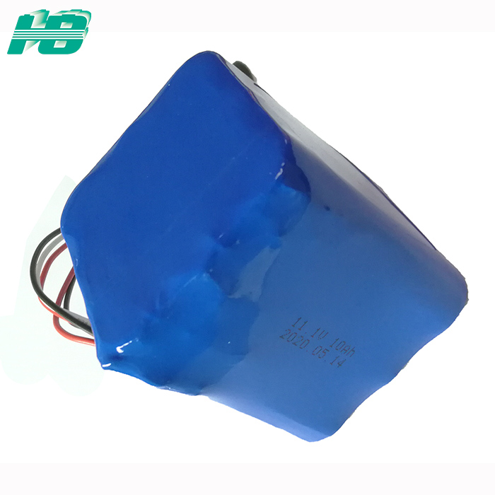 浩博18650锂电池11.1V8800mAh大容量定制三元锂离子充电电池厂家