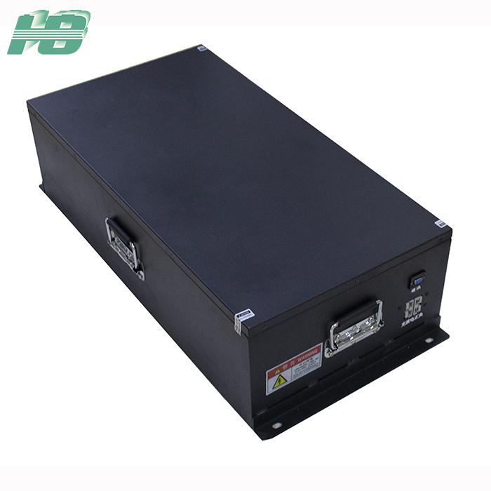 浩博moli低温电池48V210Ah机器人锂电池定制-40℃低温锂电池21700