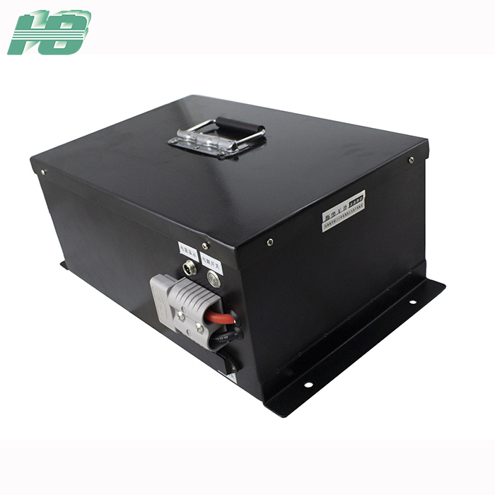 浩博32700磷酸铁锂电池60V40A大容量定制AGV车锂离子生产电池厂家