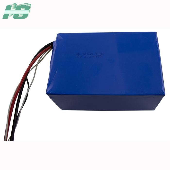 浩博18650低温锂电池-40℃机器人锂电池组24V10Ah定制锂电池厂家