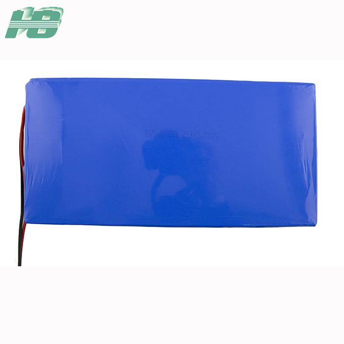 浩博10.8V30Ah三元锂离子电池组18650锂电池3S32P定制锂电池厂家