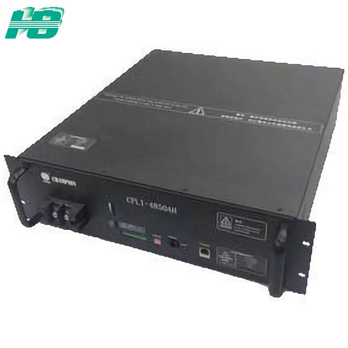浩博48V50Ah铁塔基站锂电池BMS后备储能电源UPS磷酸铁锂电池厂家