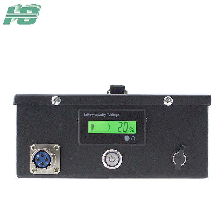浩博-40℃至+70℃宽温电池24V30Ah照射器电池18650低温锂电池厂家