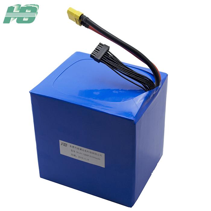 浩博 -40℃低温锂离子电池 21700 50.4V21Ah 无人机电池生产厂家