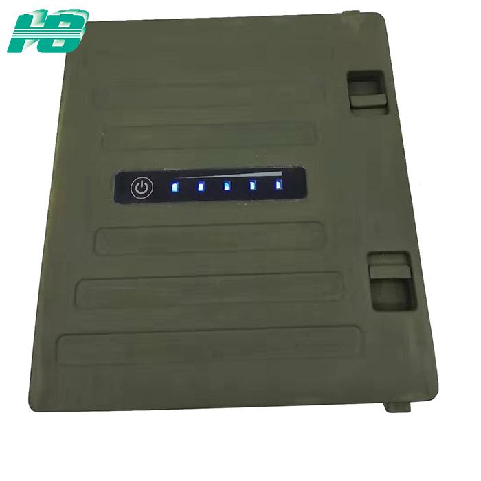 浩博11.1V锂电池15Ah大容量18650三元锂离子充电电池3S5P厂家直销