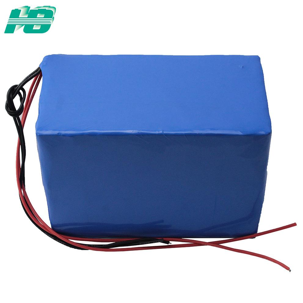 浩博18650防爆锂电池12V锂电池120Ah井矿锂离子充电电池厂家直销
