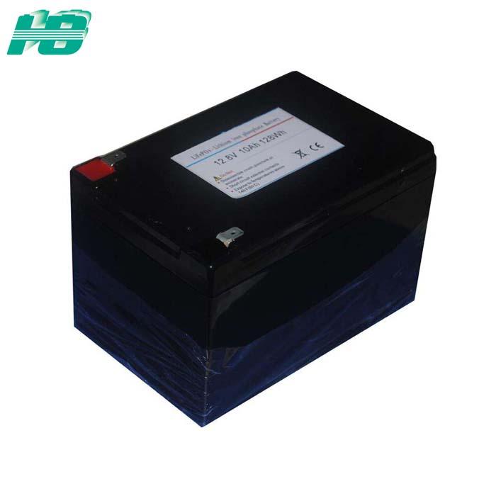 浩博12.8V锂电池10Ah锂电池低温三元锂离子充电电池128Wh厂家直销
