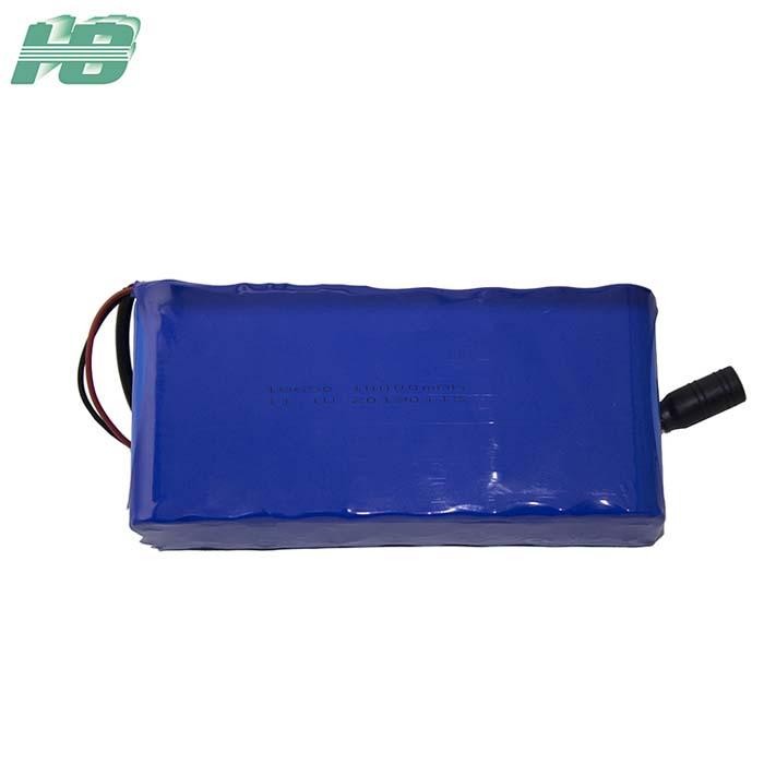 浩博18650锂电池低温10000mAh大容量11.1V三元锂离子充电电池定制