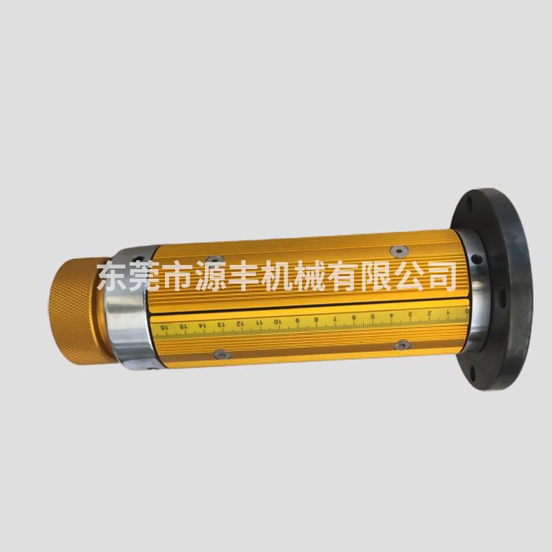 旋钮板条机械式气胀轴