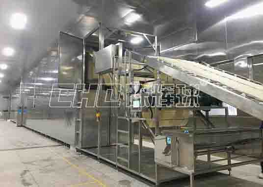 米粉设备生产线设计,符合客户需求!