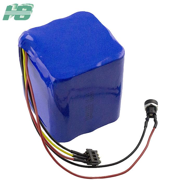 浩博18650锂电池12V10A带BMS智能通讯可定制大容量锂离子电池厂家