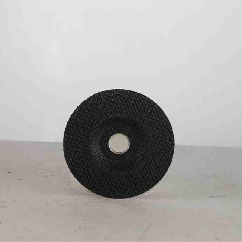 4英寸,5英寸玻璃纤维背衬抛光凸磨盘