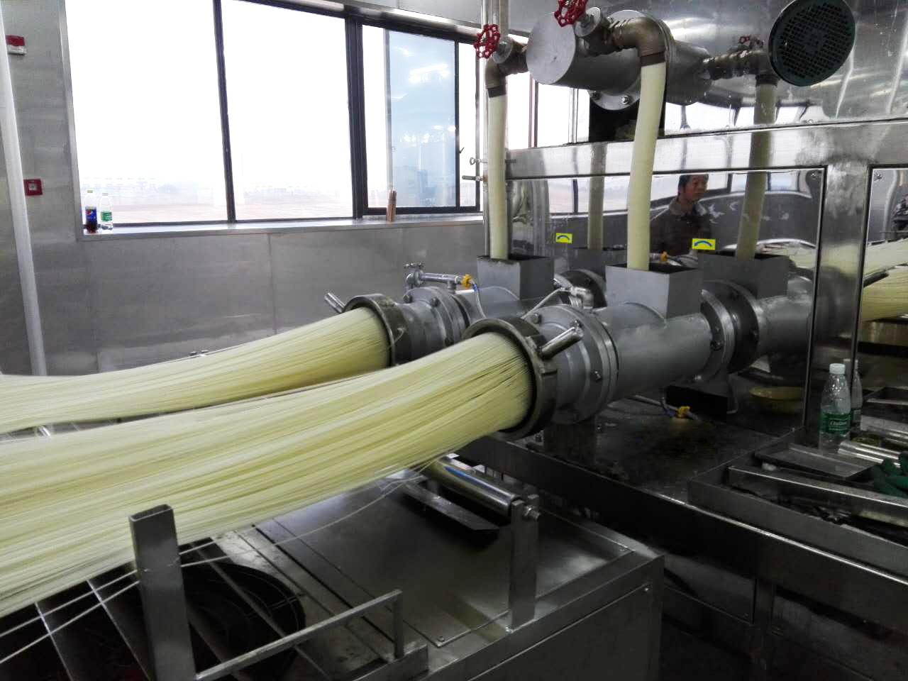 转行遇见米粉生产线,开启事业新篇章!
