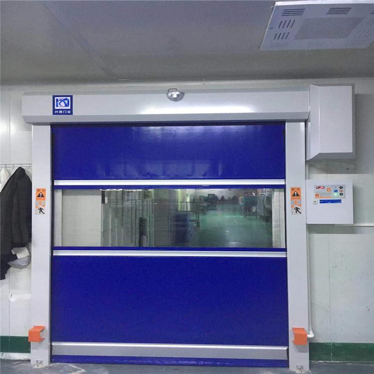 无尘车间PVC卷帘门