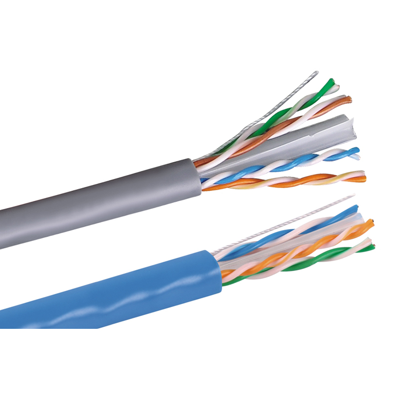 超6類網線非屏蔽
