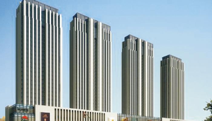 淄博萬豪置業智能小區視頻監控與樓宇對講