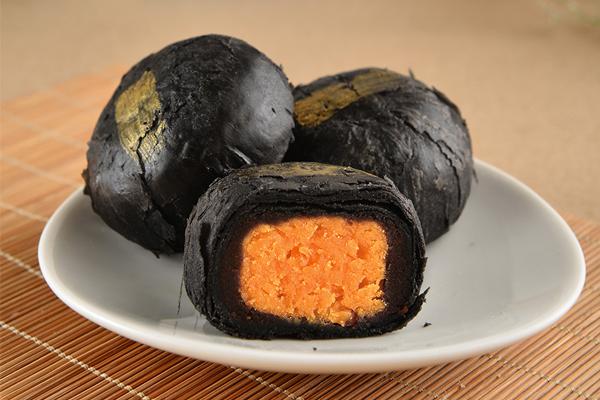 黑金酥(海鸭蛋黄)