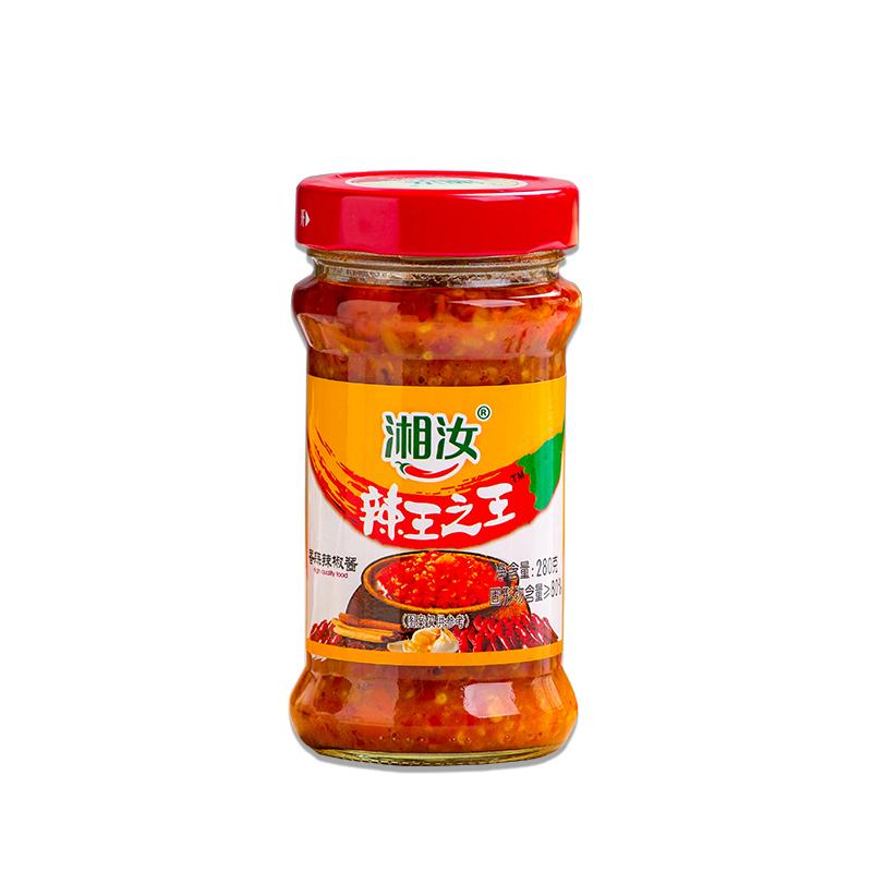 280克辣王之王蒜蓉辣椒醬