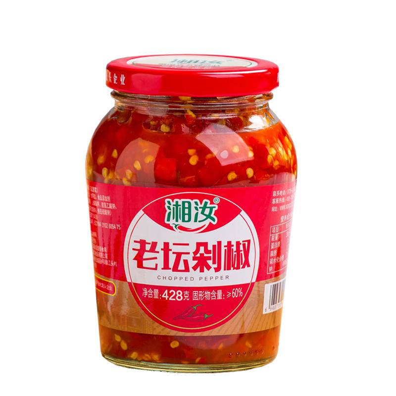 老坛剁椒辣椒酱428克