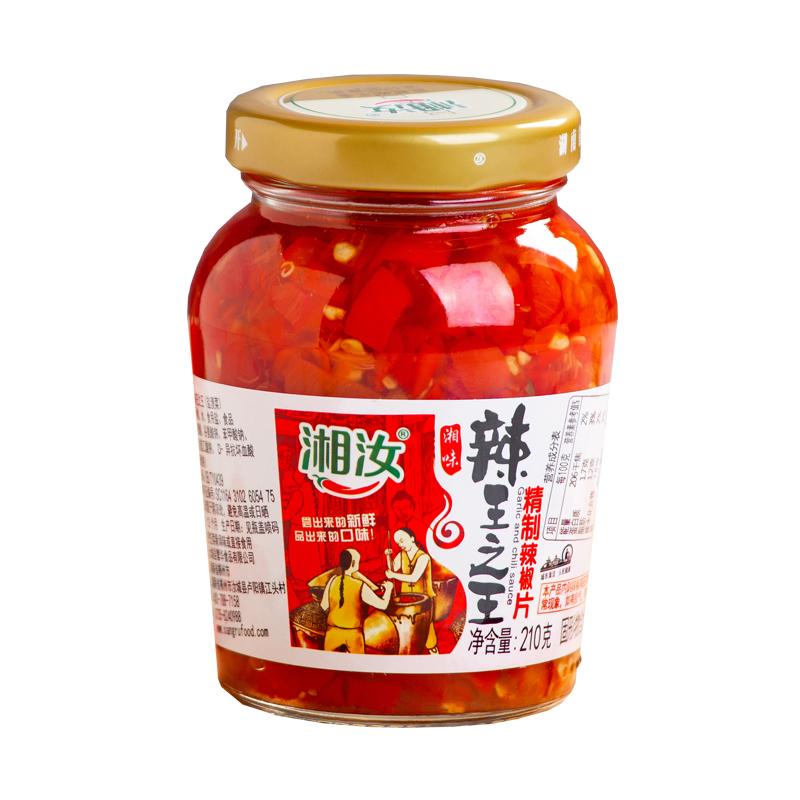 湘汝剁椒210g剁辣椒醬