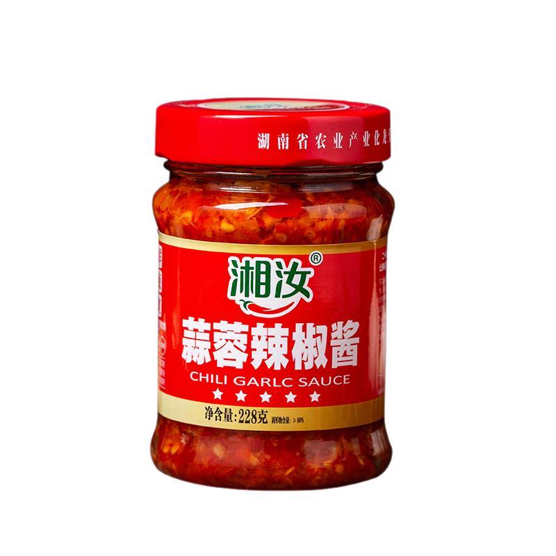 湘汝湖南風味蒜蓉辣椒醬228g