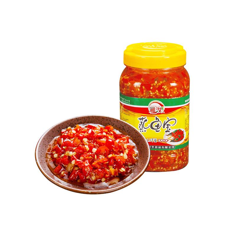 湘汝蒸魚寶1.5kg剁辣椒