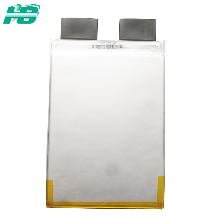 浩博06140195聚合物软包10Ah方形定制-40℃低温磷酸铁锂电池厂家
