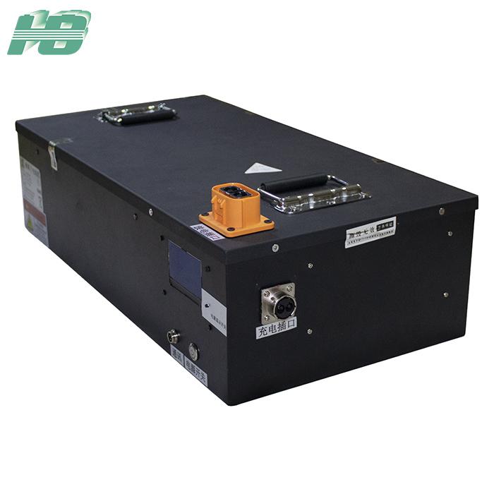 浩博48V100Ah磷酸铁锂电池生产厂家