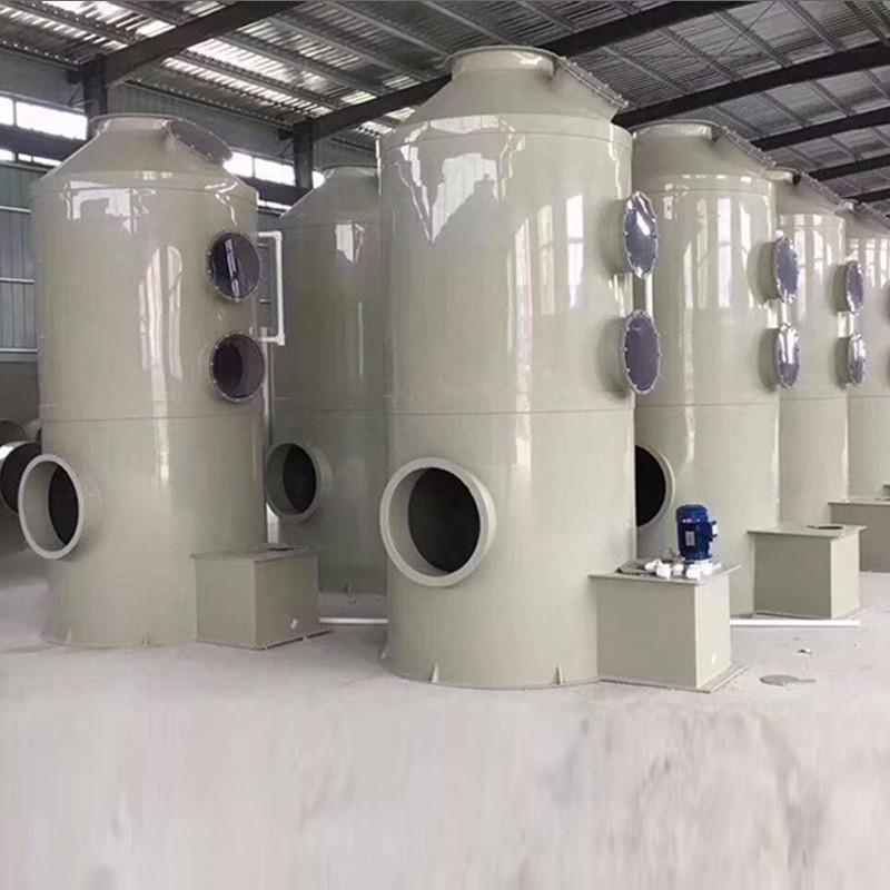 废气处理设备功能作用