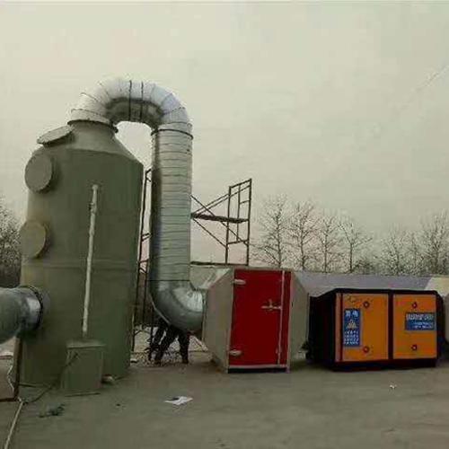 橡胶厂的废气危害以及成分,废气处理该用什么设备?