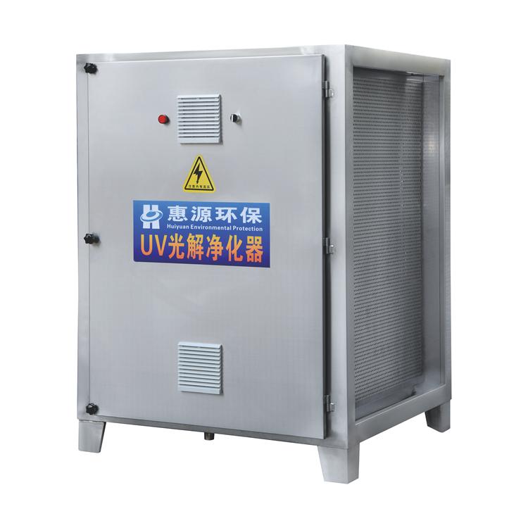 Uv光解净化器废气处理设备在工艺行业的应用