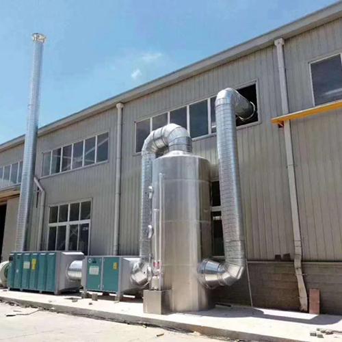 废气处理设备需要哪些基本要求?