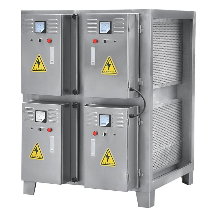 静电油烟净化器不清洗有什么风险?