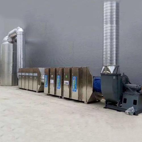 喷漆室的废气处理设备哪个好?