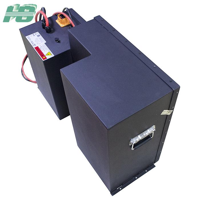 浩博48V300Ah磷酸铁锂电池组RS485通讯大容量锂电池订制生产厂家