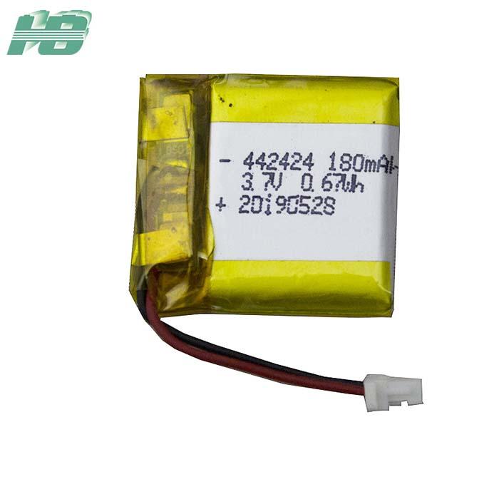 浩博442424聚合物锂电池180mAh三元锂离子可充电电池3 (3).jpg