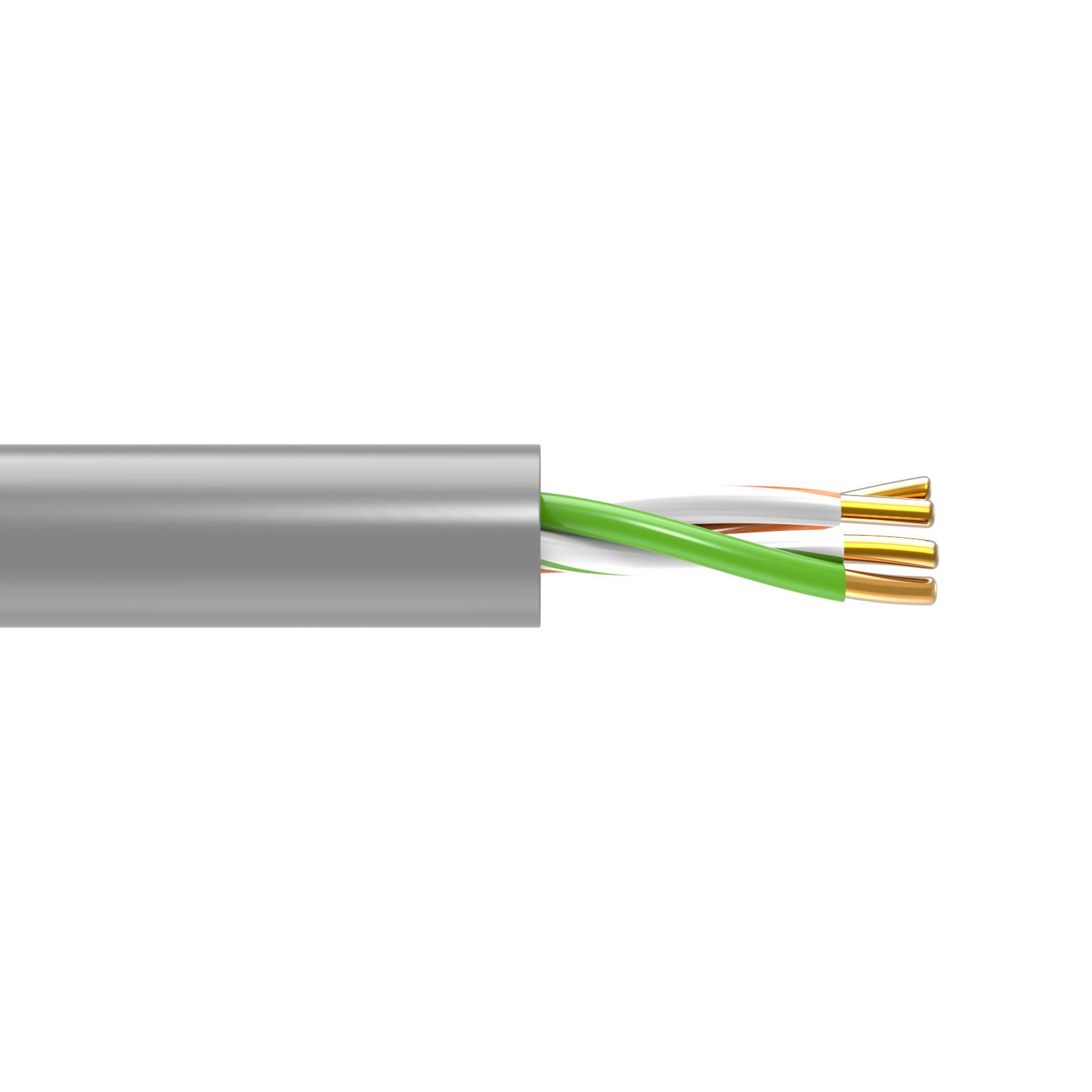 三類2對非屏蔽電纜