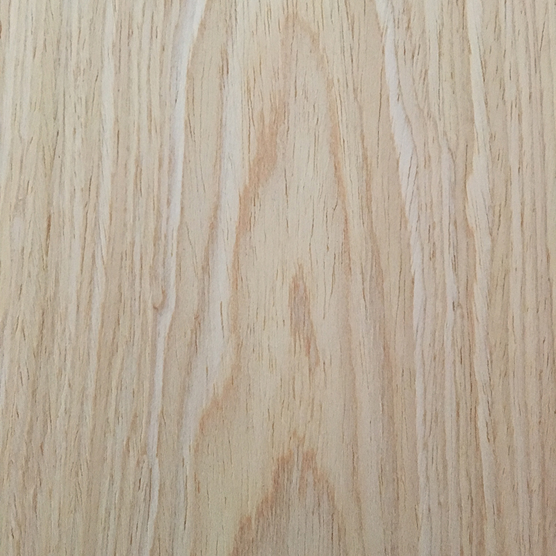 Causes of yellowing of stained veneer