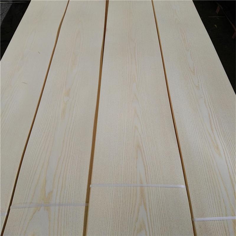 American white ash veneer crown cut