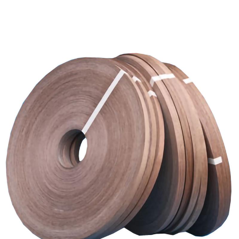 American walnut veneer edge banding