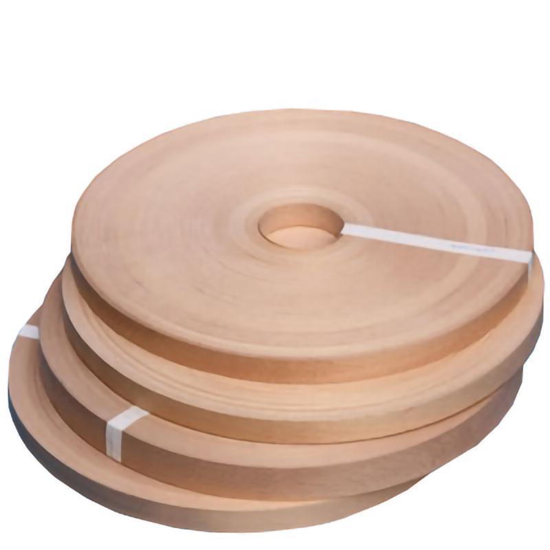 Steamed beech veneer edge banding