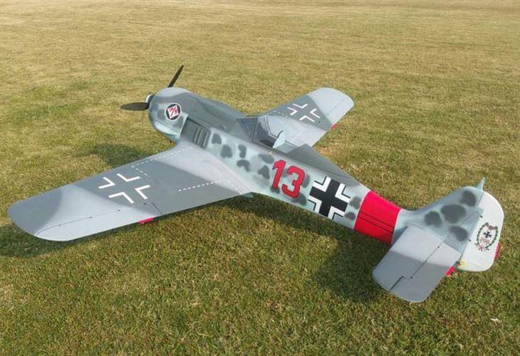 Focke-Wulf Fw 190A-8 93